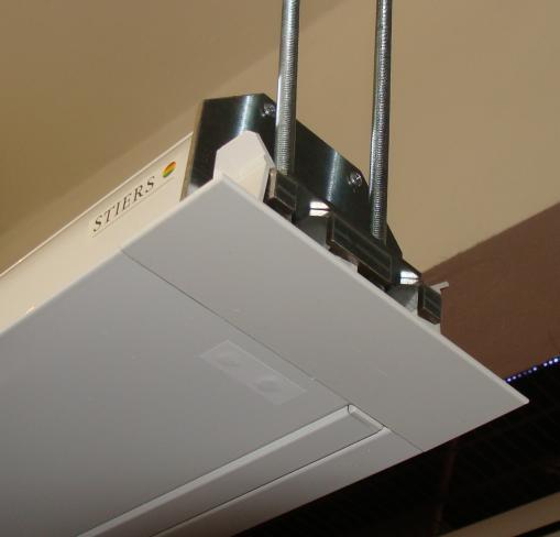 Rollo leinwand elektrisch lichtbildwand akustik leinw nde meterware - Beamer leinwand selbstbau ...